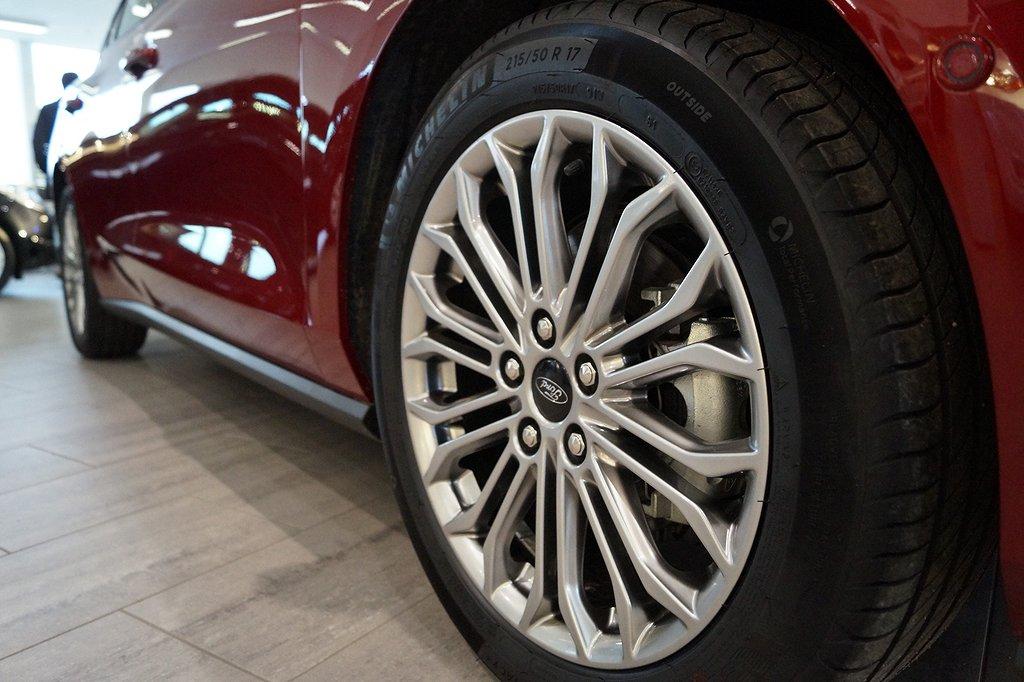 Ford Focus Nya 1.0T EcoBoost 125hk Titanium Launch Edition