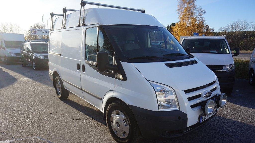 Ford Transit 350 2,4TDCi 140hk 4x4 GARANTI 1ÅR