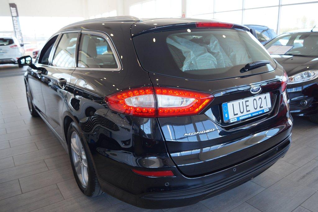 Ford Mondeo *1.95%ränta&5000kr i fritt bränsle* 1.5 EcoBoost 160hk Au
