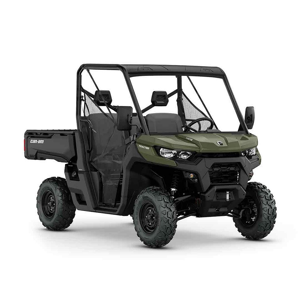 Can-Am Traxter HD5 (Traktor B) 2021