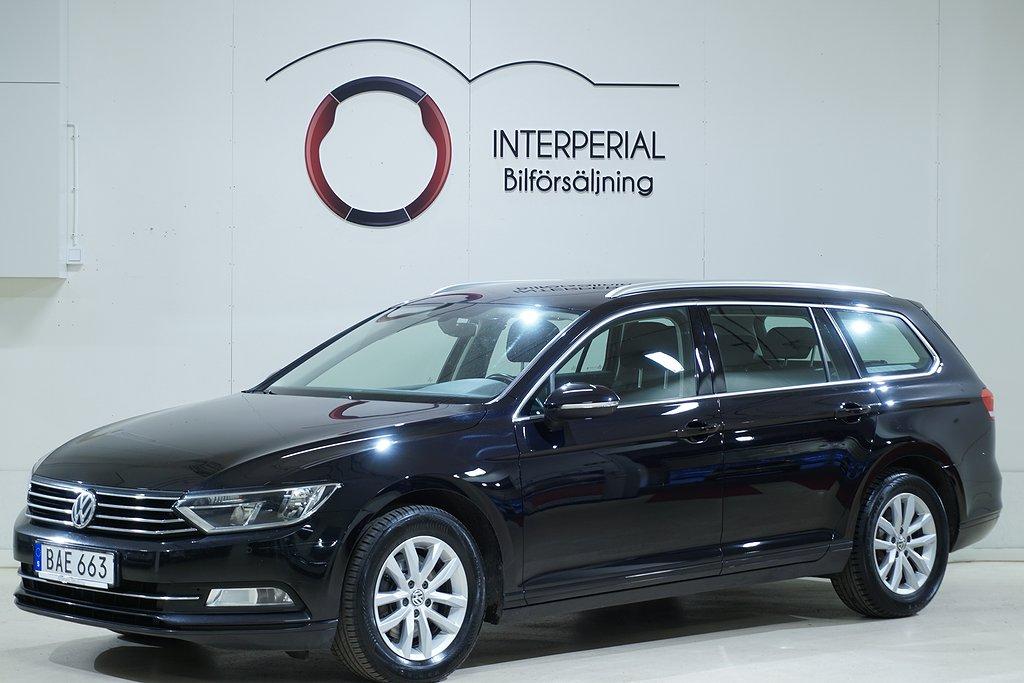 Volkswagen Passat SportsCombi 2.0 TDI BlueMotion Aut Euro 6