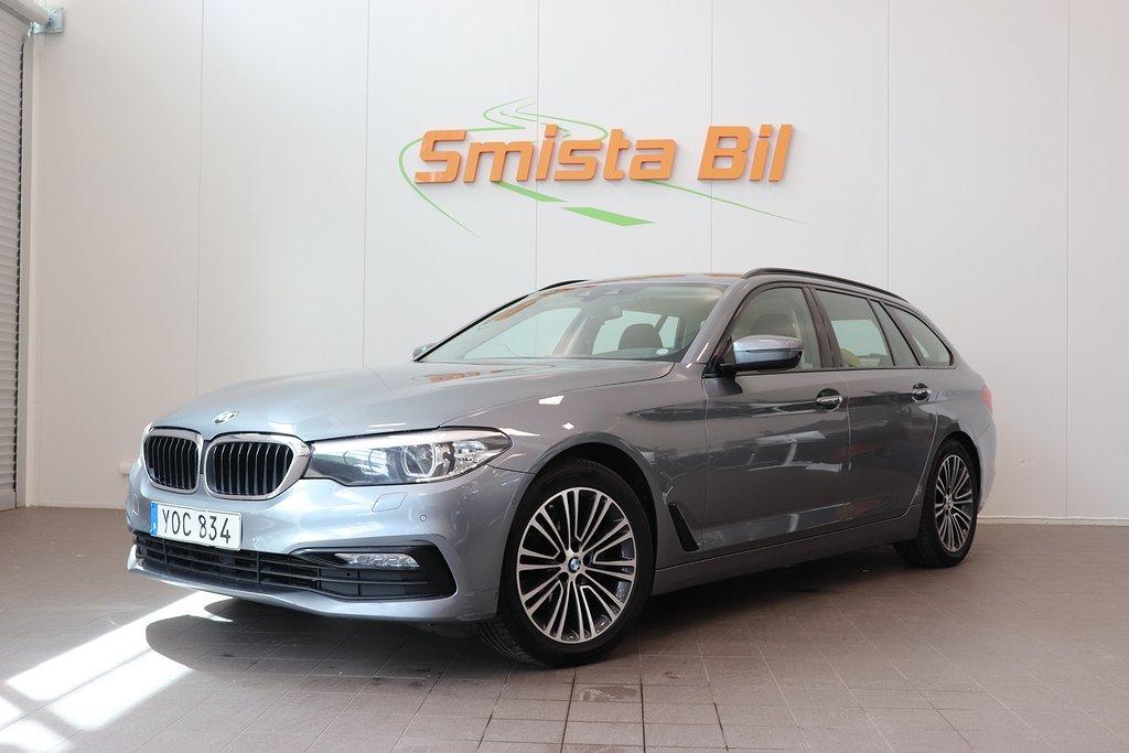 BMW 520 d xDrive Sport line D-Värme Navi Drag HiFi Eu6 190hk