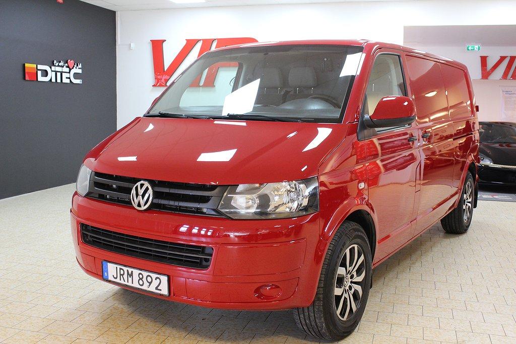 Volkswagen Transporter 2.0 TDI DSG D-Värmare Comfort