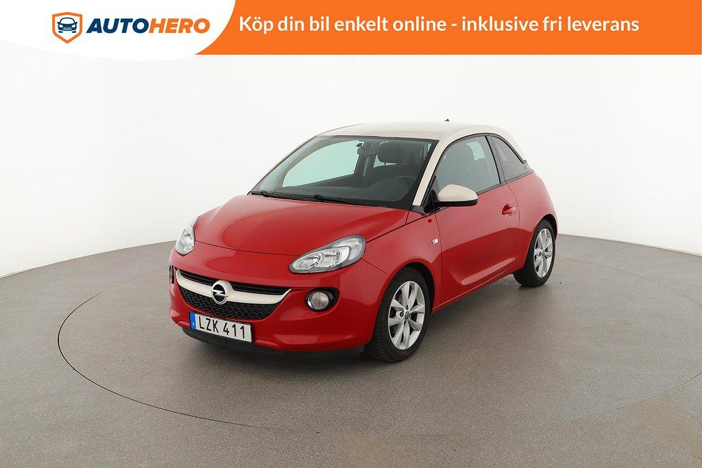 Opel Adam 1.4 Jam 100hk / Farthållare