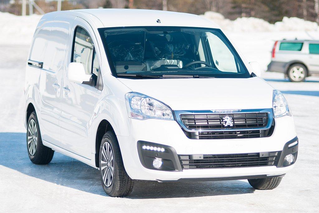 Peugeot Partner PRO+ L1 Bluehdi 75