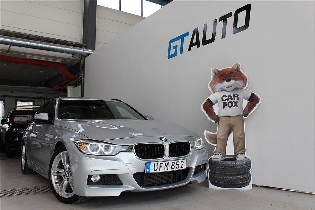 BMW 328 M-sport xDrive Navigation Drag