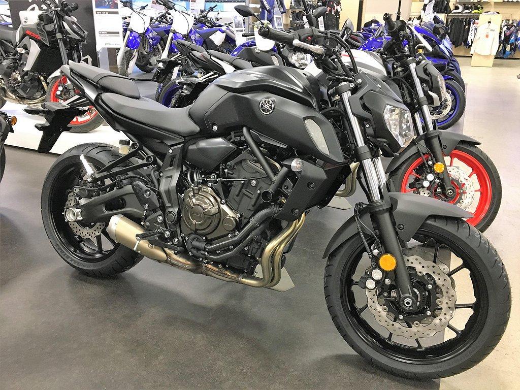 Yamaha MT-07 - KAMPANJ HÖSTREA!
