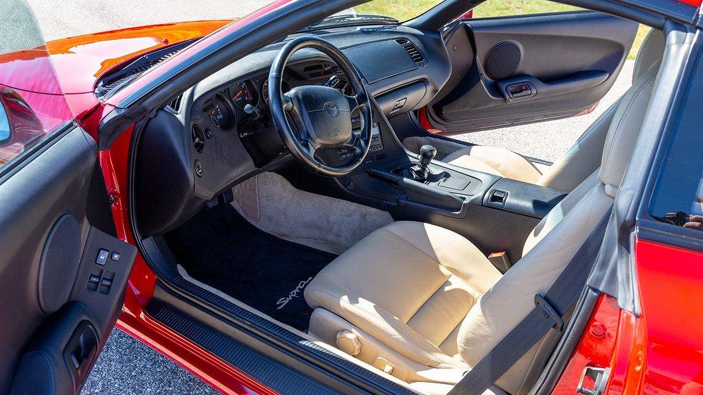 1995 Toyota Supra MkIV
