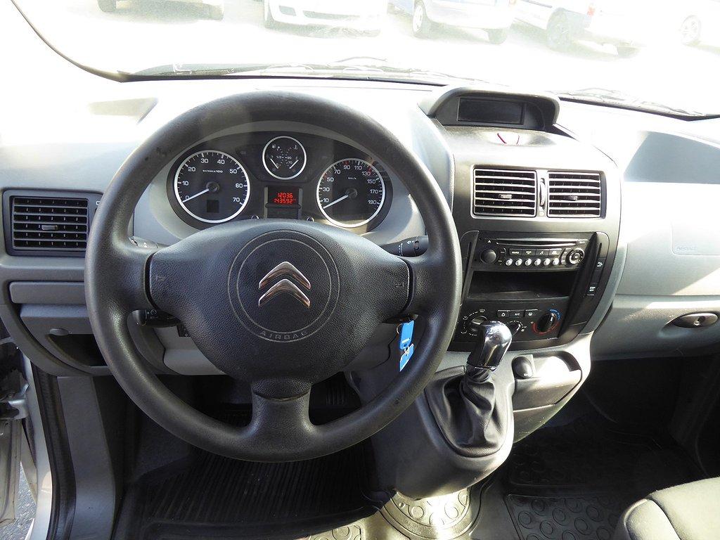 Citroën Jumpy III 2.0 HDI Skåp