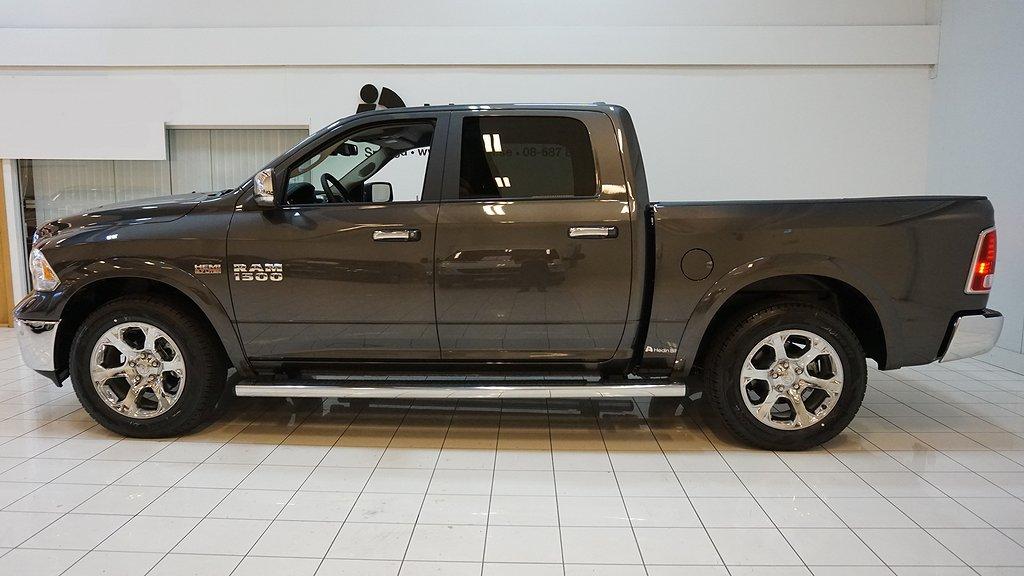 Dodge Ram 1500 Laramie Crewcab LÅGSKATT