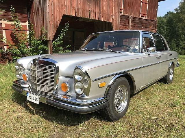 Mercedes-Benz 300 SEL 4.5 Automat 198hk