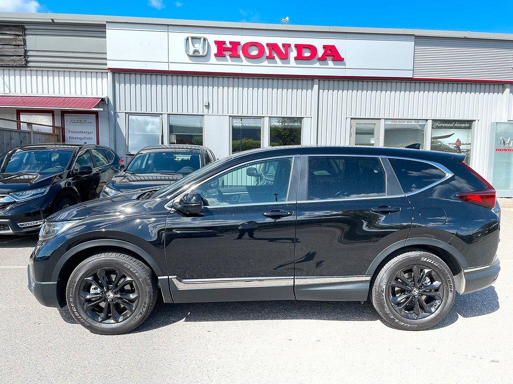 Honda CR-V Hybrid ECVT Black Edition