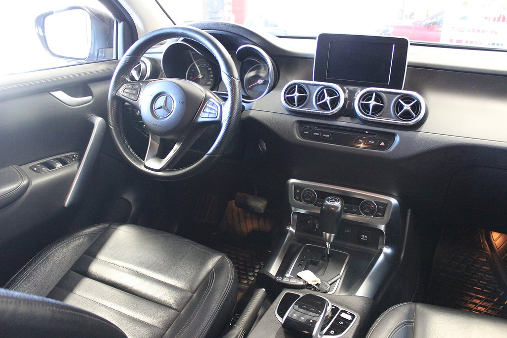 Mercedes-Benz X, 250 d 4MATIC 7G-Tronic Plus Euro 6 190hk