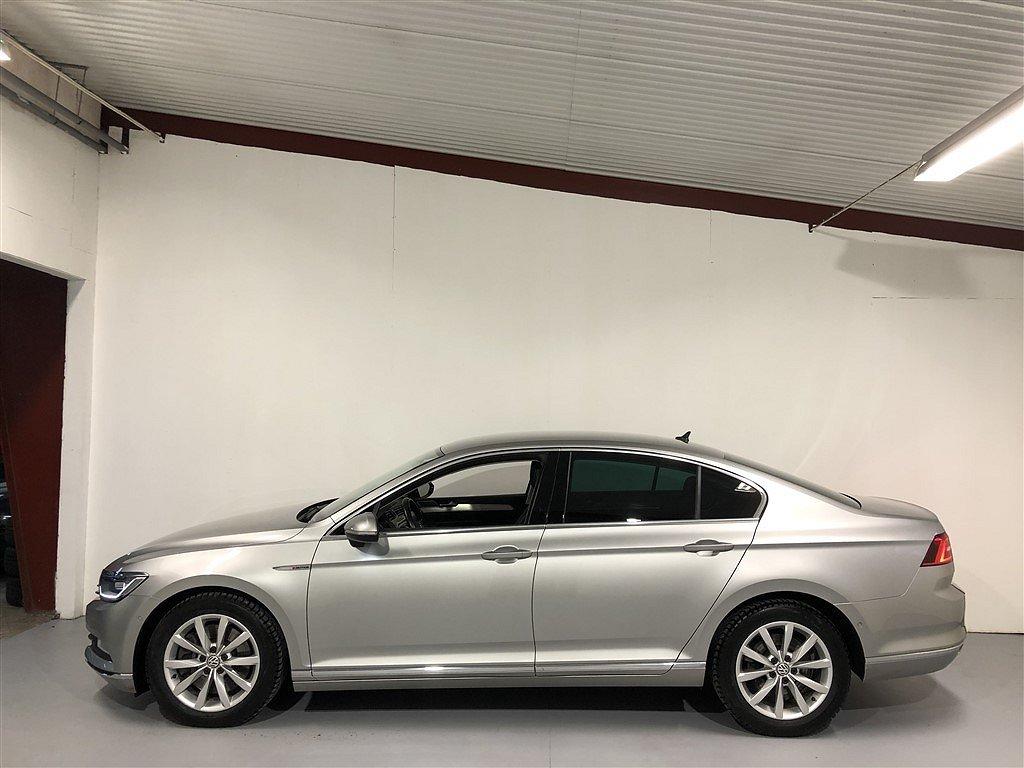 Volkswagen Passat 2.0TDI(240Hk)Executive 4Motion Aut