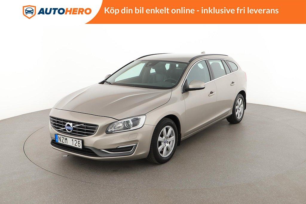 Volvo V60 D2 Momentum / VOC, Dragkrok, Värmare
