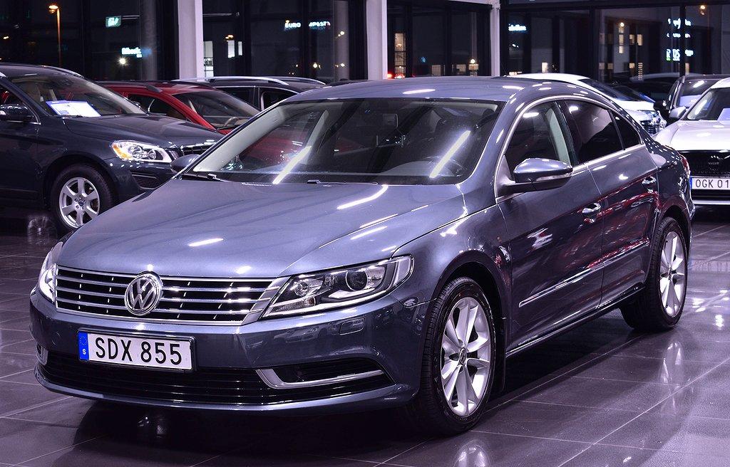 Volkswagen CC 2.0 TDI 4Motion DSG 177hk/ D-Värmare