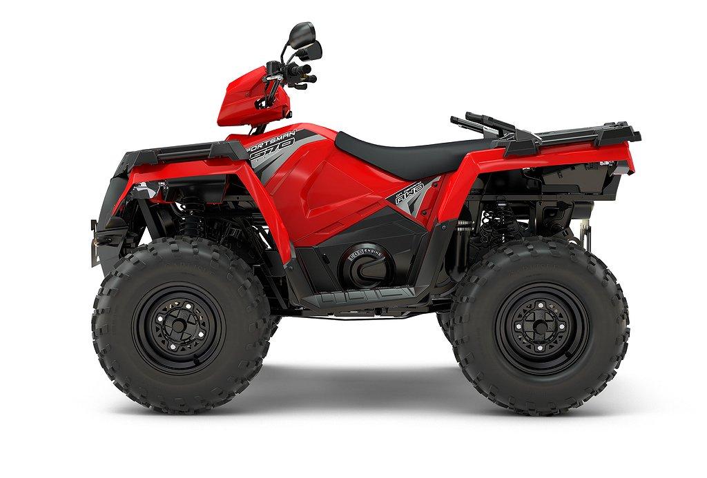 Polaris Sportsman 570 EPS Traktor B