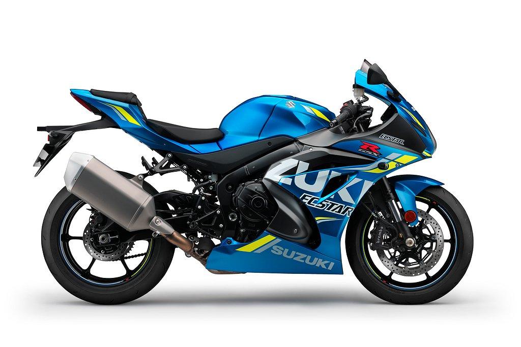 Suzuki GSX-R 1000 ABC/TC