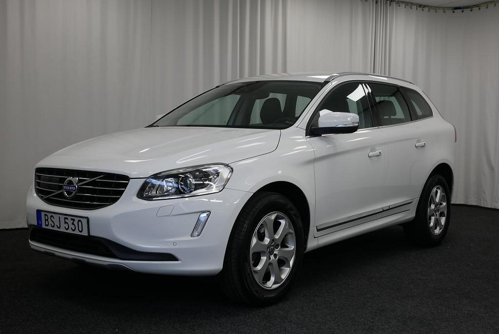 Volvo XC60 D4 AWD Summum BE (DS-Pkt. VOC)