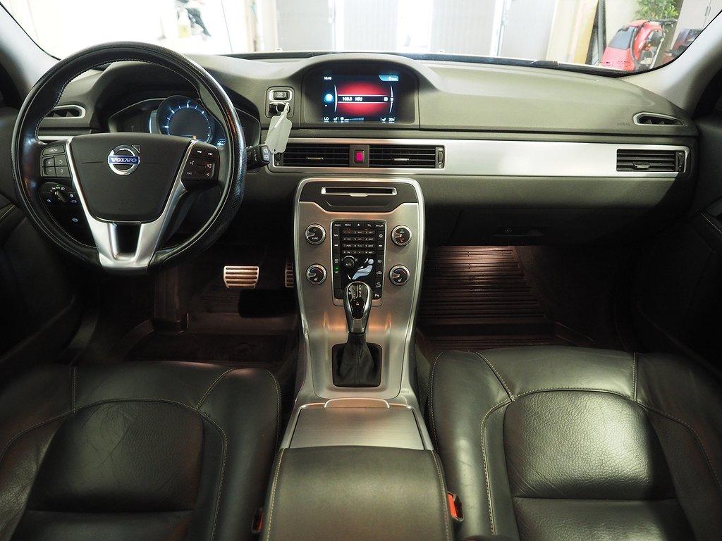 Volvo XC70 D4 AWD 181hk Dynamic Ed Sport (Drag VOC D-värm) 2015