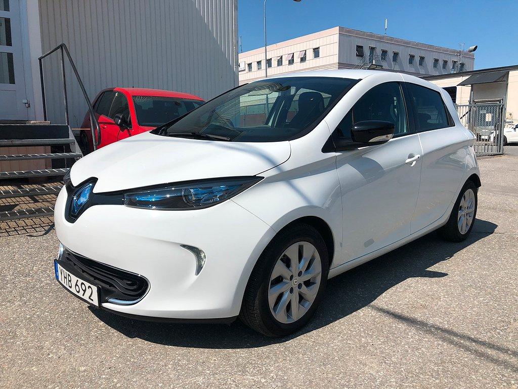 Renault Zoe Intensa R240 22 kWh Single Speed 88hk