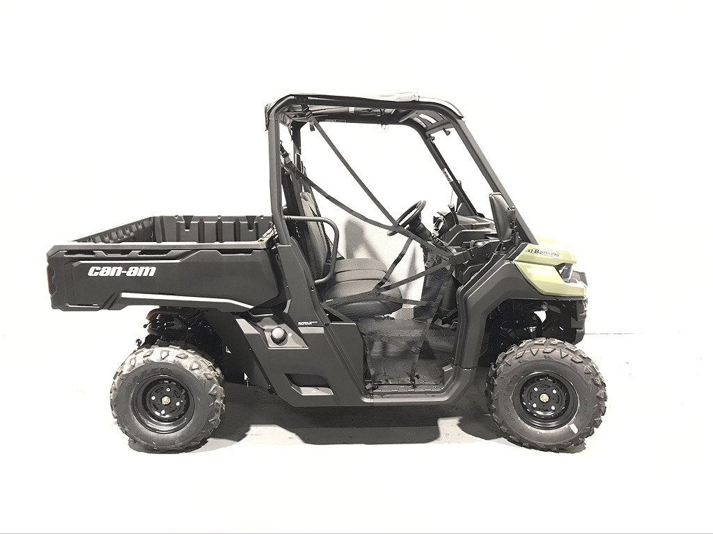 Can-Am Traxter HD5 Base T -19