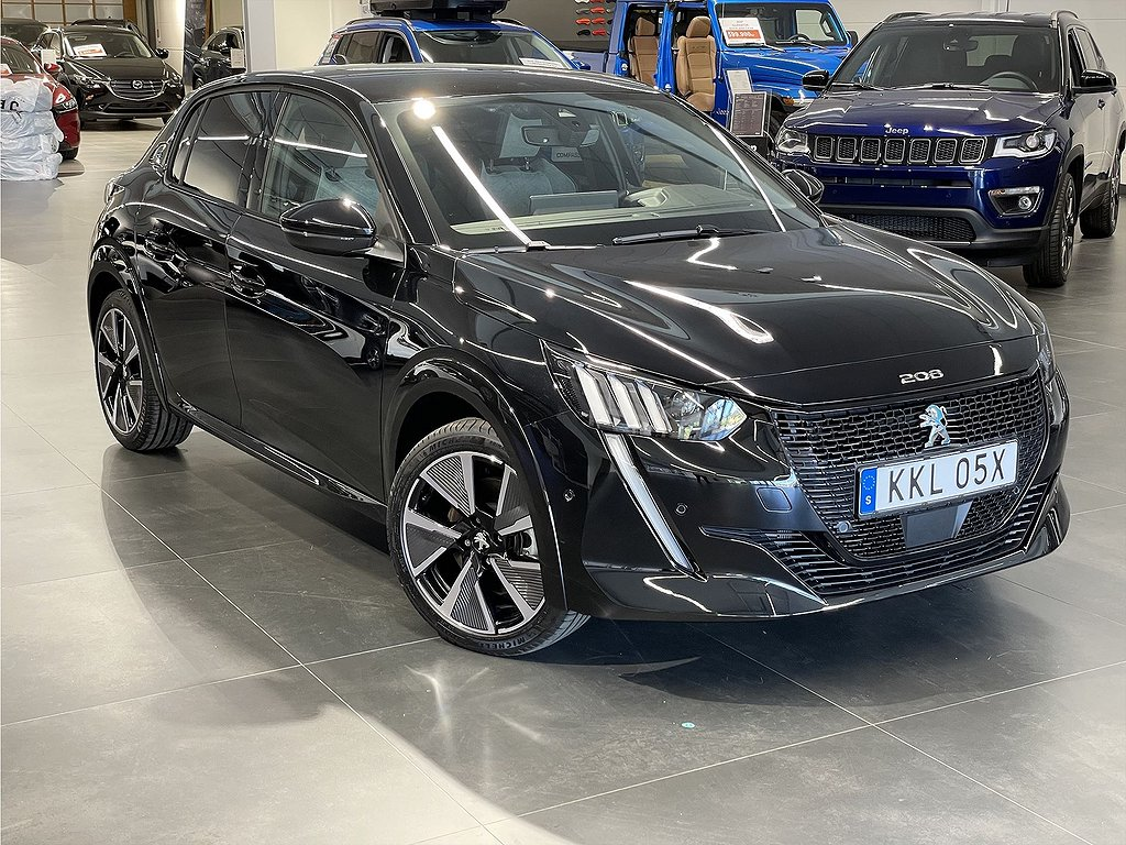 Peugeot 208 GT Pack Electric