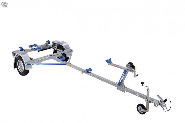 Tikitreiler Båttrailer BE600-R 80 km/h