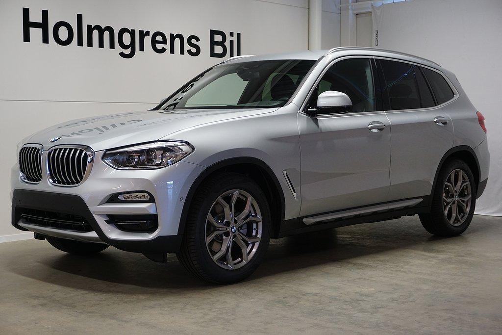 BMW X3 xDrive20d xLine / Värmare / Drag