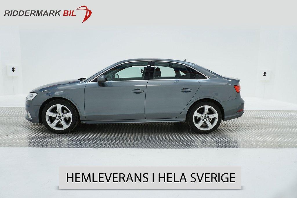 Audi A3 1.6 TDI Sedan (110hk)
