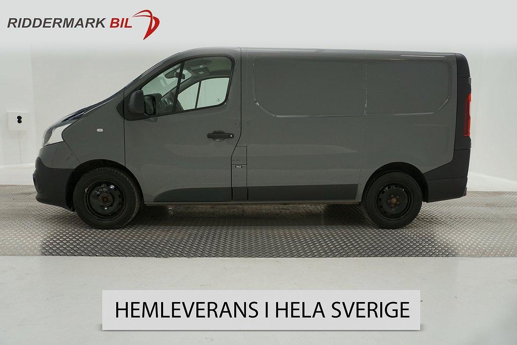 Renault Trafic 1.6 dCi Skåp (90hk)