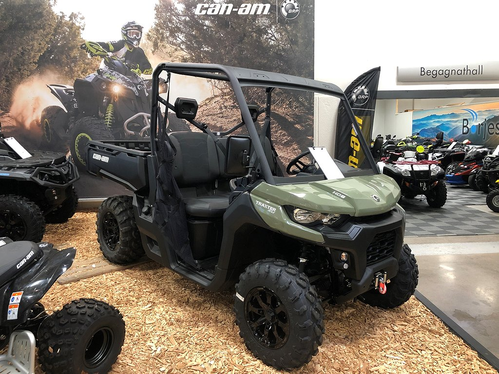 Can-Am Traxter XU T HD 8