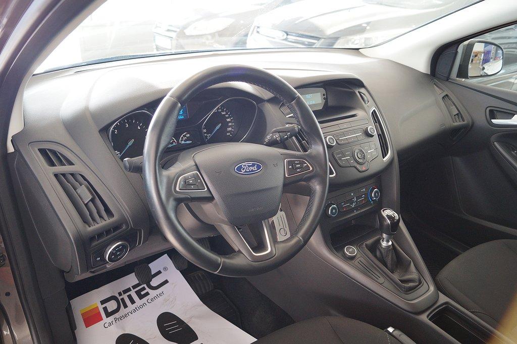 Ford Focus 1.6 95hk TDCi Trend 5dr