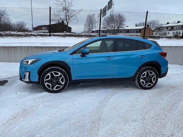 Subaru XV 2,0 e-Boxer 4WD Summit