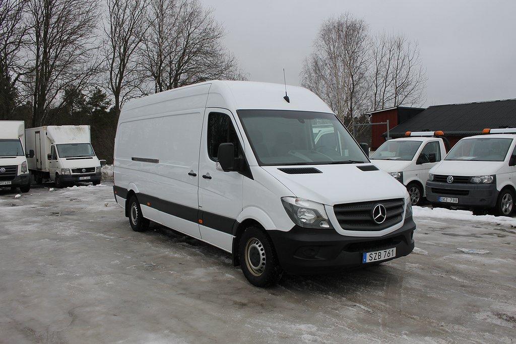Mercedes-Benz Sprinter 316 BlueTEC Extra Lång