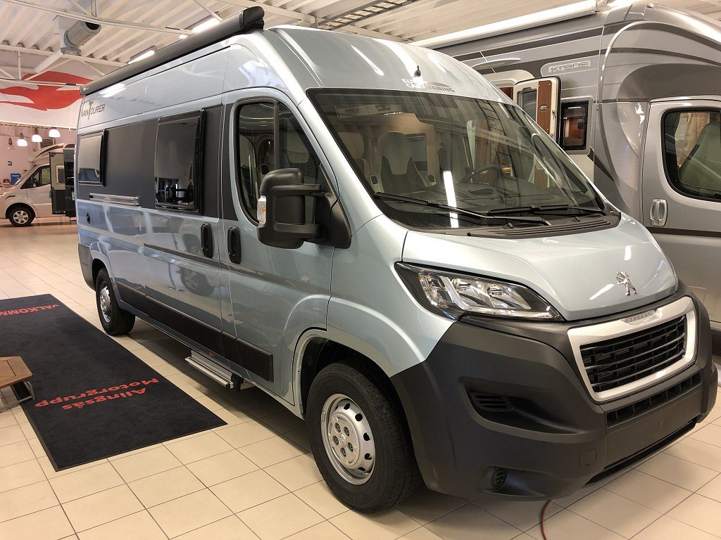 Peugeot Peugeot VanTourer 600 L 130 HK