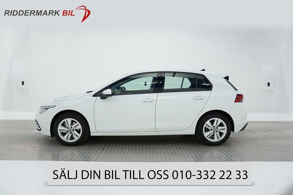 VW Golf VIII 1.5 TSI 5dr (150hk)