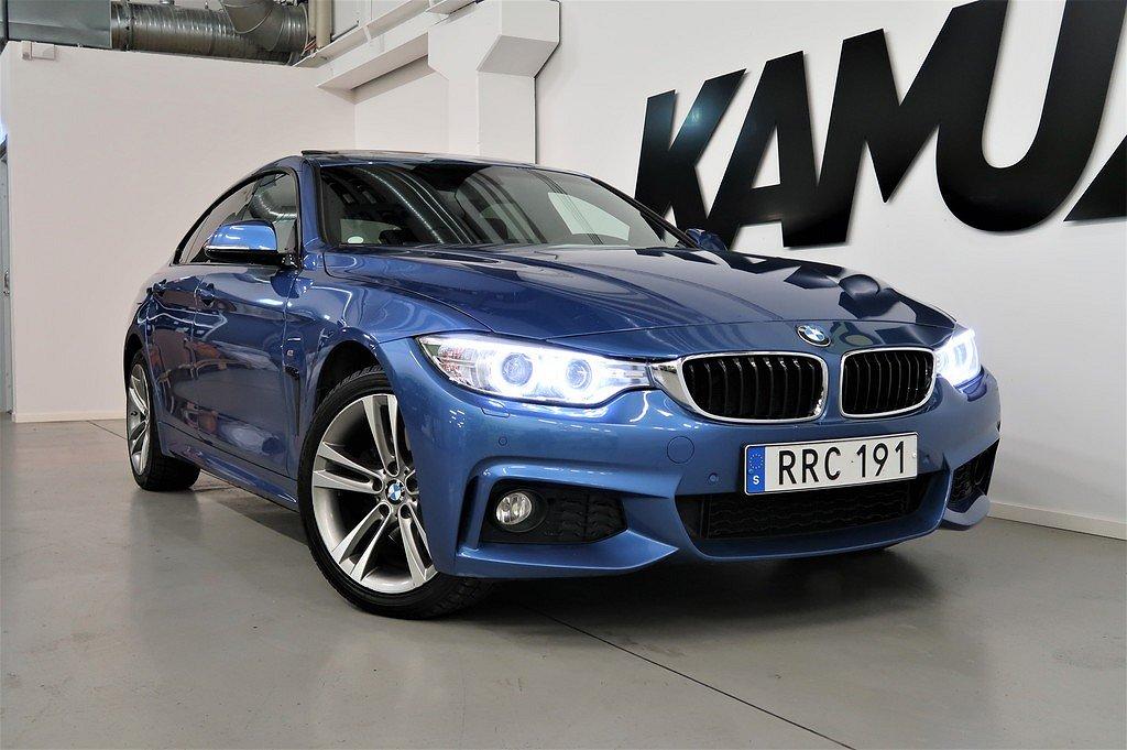 BMW 430 i | xDrive | M-Sport | Navi | Taklucka | Nybes