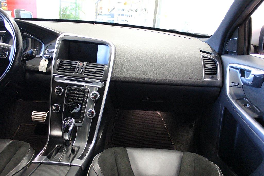 Volvo XC60, D4 R-Design Aut