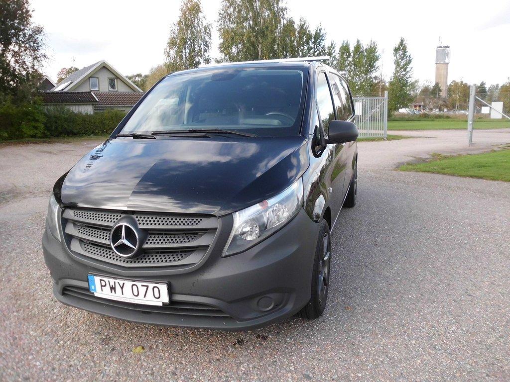 Mercedes-Benz Vito 111 d 114hk