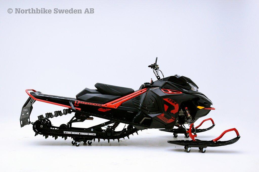 Lynx Boondocker RE 3700 850 Elstart* * Fri hemlev*