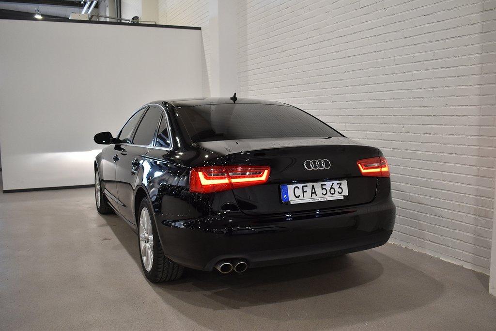 Audi A6 2.0 TDI (177hk)
