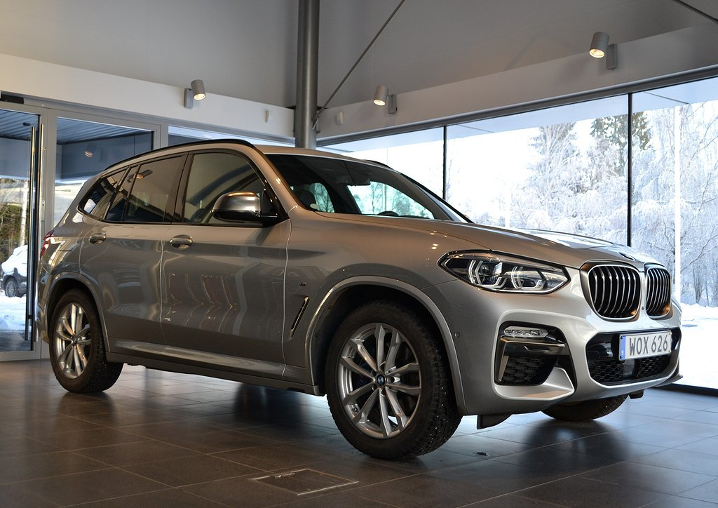 BMW X3 M40i Steptronic Euro 6 354hk