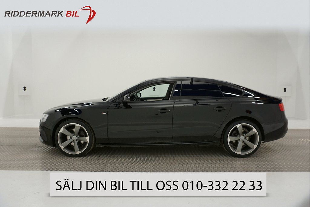 Audi A5 1.8 TFSI Sportback (144hk)