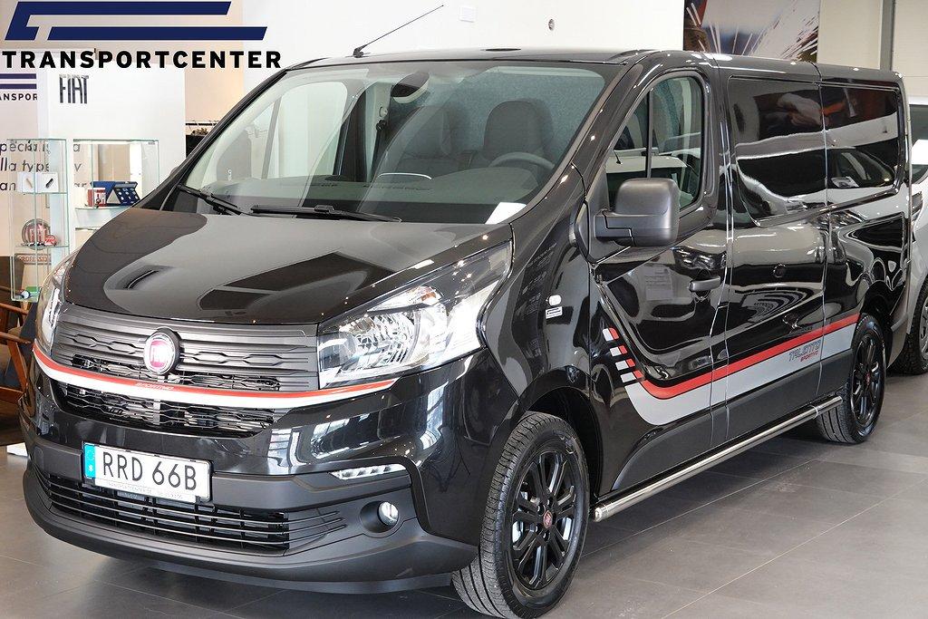 Fiat Talento Skåp L2H1 SPORTIVO Diesel 170hk