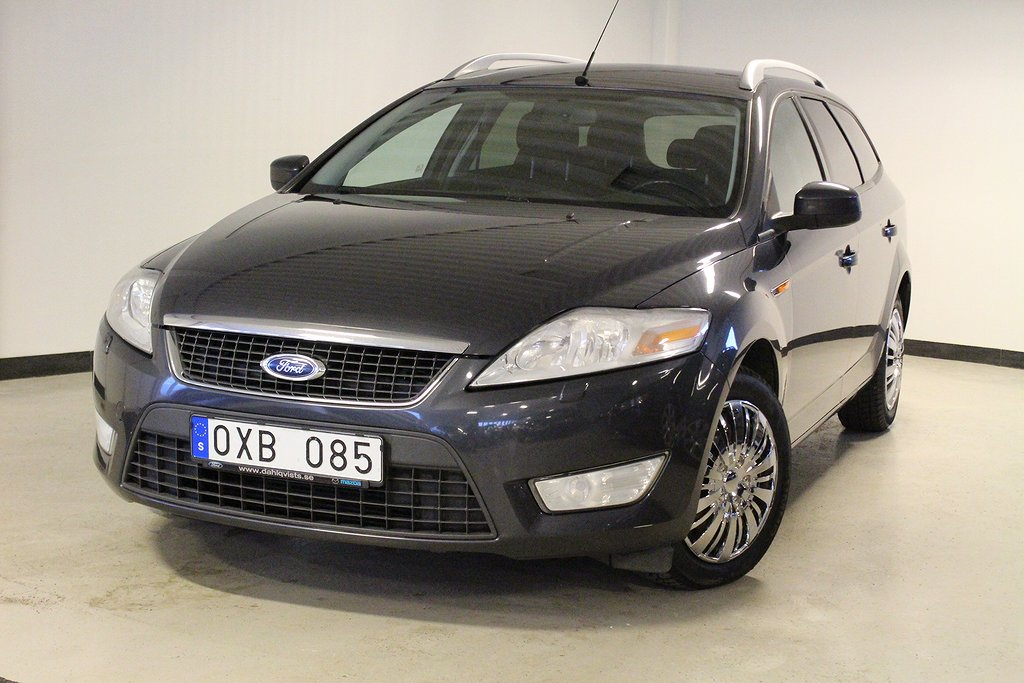 Ford Mondeo 2.0 TDCi Trend, Black Edition 115hk