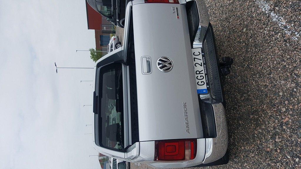 Volkswagen Amarok AVENT 3,0 258HK AUT 4M
