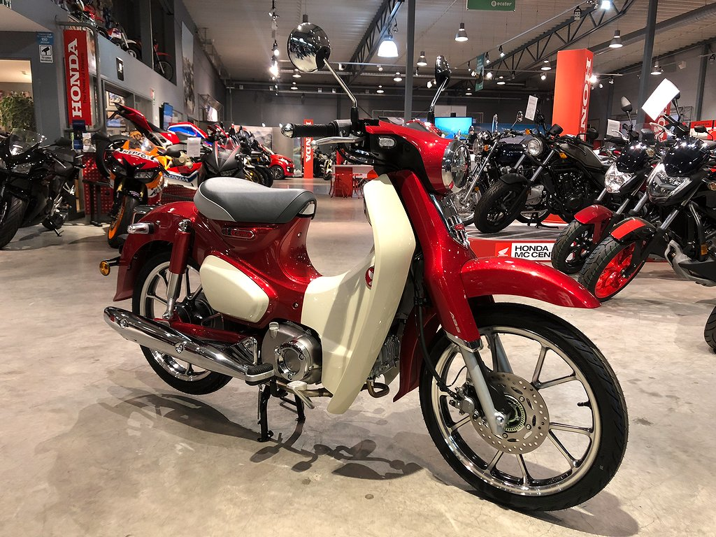Honda C125 Super Cub ABS