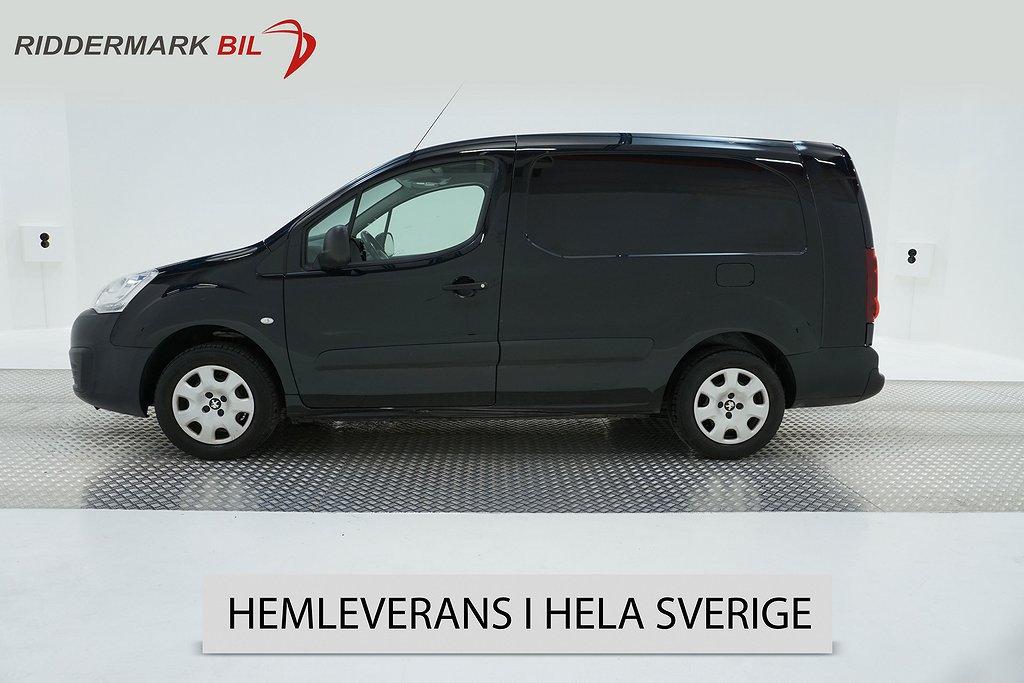 Peugeot Partner 1.6 BlueHDI Skåp (100hk)