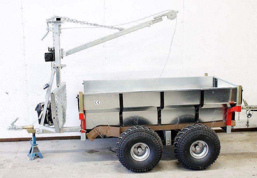 Övrigt Timmervagn / Flakvagn LG 1500